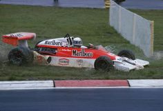 Jochen Richard Mass (GER) (Marlboro Team McLaren), Mclaren M26 - Ford-Cosworth DFV 3.0 V8 (finished 6th)  1977 Austrian Grand Prix, Österreichring