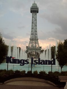 Love spending my summer evenings at Kings Island with my kids.  No kiddie land this year!