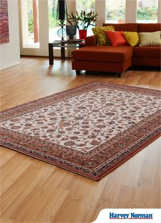Royal Sarouk '95237/106' Rug – NZ quality wool rug. Unique and traditional rug design that will instantly create classic look to any living space.