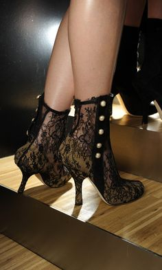 Dolce & Gabbana's fall-winter 2012-2013 shoes