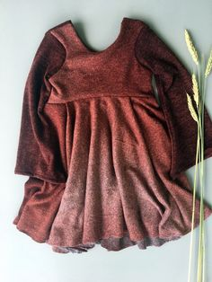 Image of OOAK Pullover Day dress