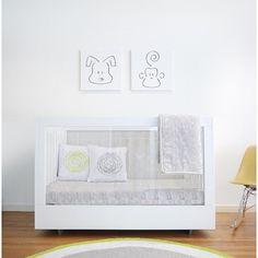 Spot on Square #chic #babyroom