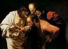 Tra le righe del Vangelo: TOMMASO: LA PASQUA DEL PERDONO, meditazione audio