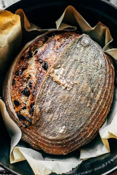 Jan 2020 - Aromatic cinnamon and sweet raisins take your everyday sourdough bread to a new level. Cinnamon raisin sourdough bread is a surfire win for breakfast or brunch! Artisan Bread Recipes, Sourdough Recipes, Sweet Sourdough Bread Recipe, Sourdough Rye Bread, Sourdough Cinnamon Rolls, Cornbread Recipes, Jiffy Cornbread, Sweet Bread, Raisin Sec