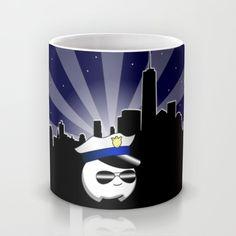 Cop Cumi Coffee Mug by goatgames Goat Games, Indie Games, Goats, Coffee Mugs, Coffee Cups, Coffeecup, Goat, Coffee Mug