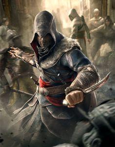Assassin's Creed Revelations - Ezio Auditore (old)