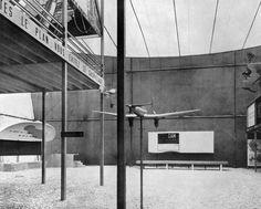 Le Corbusier Paris EXPO 1937