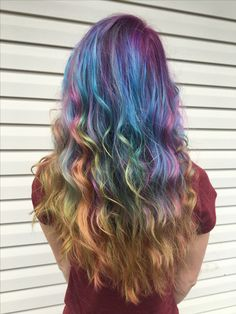 Joico &&& Pulp Riot colors  hair goals