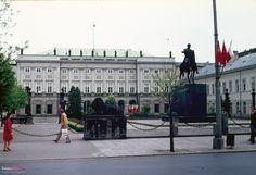 Pałac Namiestnikowski, 05.1973 (fot. Helmut Lauterbach)