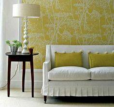 Como usar o amarelo na decoração da casa? Inspiração para vários ambientes…
