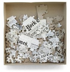 New York Times Historic Puzzles