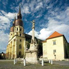 St. Nicolaus Church in Trnava