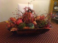 Resultado de imagen de primitive autumn decoration