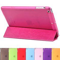 dsb® cereale cal nebun ultra subțire de caz pentru iPad mini 3, iPad mini 2, ipad mini (culori asortate) – USD $ 9.99