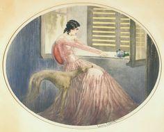 Louis Icart  'Madame Bovary'  1929