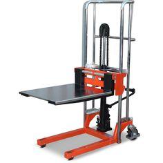 Logistec Hydraulic Lift Tables