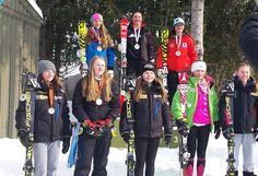 Bravo à nos 2 athlètes du Relais, Roxanne Fortin (4e) et Dorothée Faucher (6e) pour leur belle performance à la Canam Midwinter à Devil's Glen en Ontario.