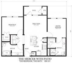 Free house floor plan design software blueprint maker online free the mercer malvernweather Images