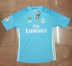 1a05610d0b9 Real Madrid Football Shirt Cheap Goalkeeper Replica Jersey