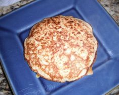 Oat Bran Pancakes Recipe: Dukan Diet - All phases Dukan Diet Plan, Dukan Diet Recipes, No Carb Recipes, Ketogenic Diet, Healthy Recipes, Healthy Foods, Free Recipes, Oat Bran Recipes, Points Plus Recipes