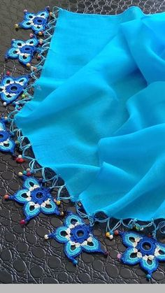 Knitting Patterns Free, Crochet Patterns, Diy Earrings Tutorial, Women's Bandanas, Crochet Fashion, Sewing Techniques, Knitting Socks, Crochet Projects, Hand Embroidery
