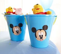 Mickey Toy Bucket