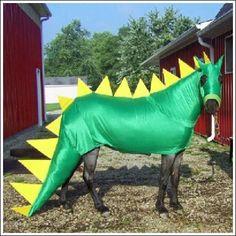 Horse masquerade ~ !