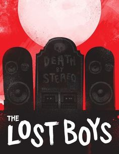 Lost Boys by Chris Wharton Lost Boys Movie, The Lost Boys 1987, Scary Movies, Great Movies, Horror Movies, Cinema Movies, Horror Art, Movie Poster Art, Film Posters