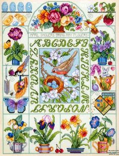 Gallery.ru / Фото #1 - Muestra de Primavera - juanvaldes. I have this chart if I can ever figure out how 2 upload it on here.