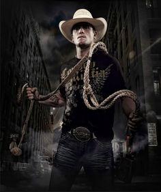 Shane Proctor from PBR. Gotta love them bull riders