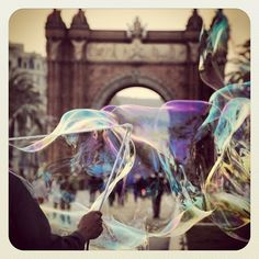 The bubble that is Barcelona