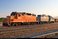 RailPictures.Net Photo: GWR 5625 Great Western Railway EMD GP20 at Ft. Collins, Colorado by Chris C. Shaffer