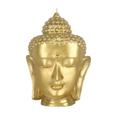 Every room could use a gold Buddha :)