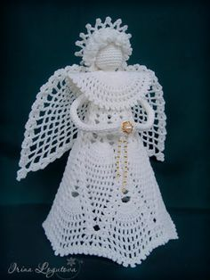 Ravelry is a community site, an organizational tool, and a yarn & pattern database for knitters and crocheters. Vintage Crochet Patterns, Easy Crochet Patterns, Free Crochet, Crochet Hats, Crochet Christmas Trees, Crochet Ornaments, Christmas Ornaments, Ravelry, Ornaments Image