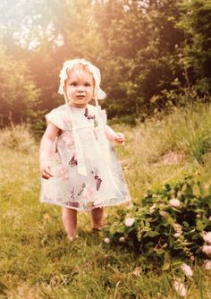 Beautiful flower girl , MeMini flower dress