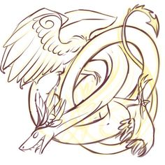 FR commission sketch #art #doodle #drawing #digitalart #Dragon #FlightRising #sketch #chibi