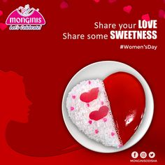 Share your #LOVE! Share some #SWEETNESS on this Women