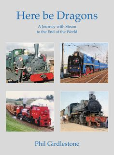 The autobiography of Phil Girdlestone - a man who spent 46 years on advancing the steam locomotive in preservation. Here Be Dragons, Steam Locomotive, Great Books, Engineering, Journey, Boat, World, Dinghy, The Journey