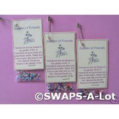 Garden of Friends Seeds SWAPS