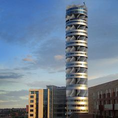 PISA: Purpose-built, energy sufficient buildings could house power hungry data centers or coexist with office workers.