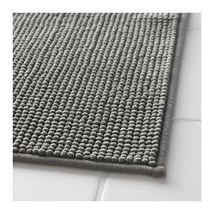 BADAREN Bath mat IKEA Made of microfiber; ultra soft, absorbent and dries quickly.