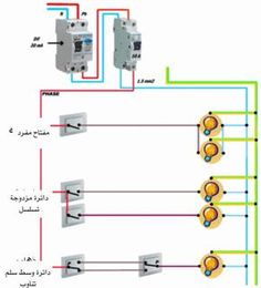 Ceiling Fan 3 Wire Capacitor Wiring Diagram simbol in