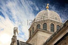 Church in Sibenik, Croatia