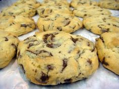 Andes mint cookies...SO good!! Another Christmas cookie:)