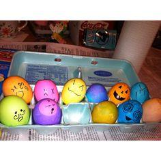 We had a fun Easter (: