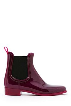 Jeffrey Campbell Forecast Boot - Wine