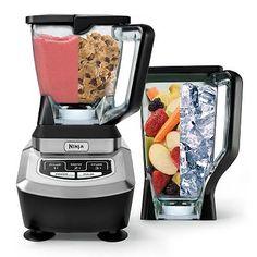 Ninja Kitchen System 1100 Blender & Food Processor @Megan we should just take hers :)