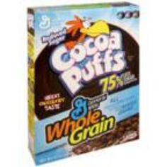 I'm learning all about Cocoa Puffs Frosted at @Influenster!