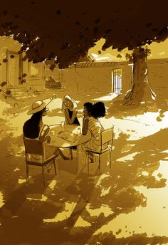 """That late happy afternoon glow"",  #pascal campion: July 16,2015"