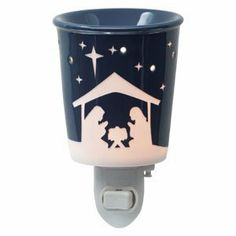 Silent Night Scentsy Plug-in Warmer